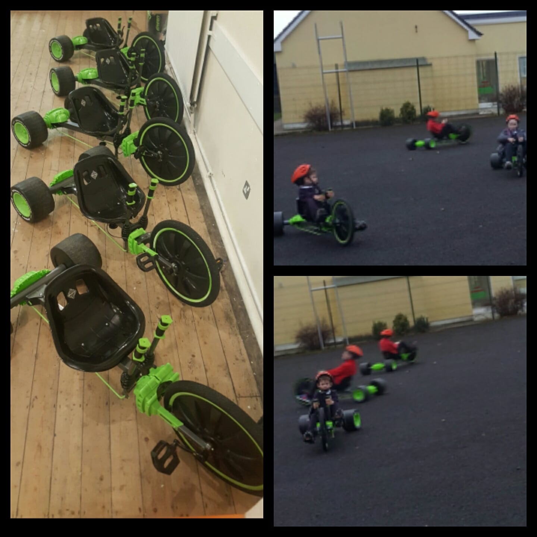 Green-Machine-Fun   Facilities at the Homework Hub