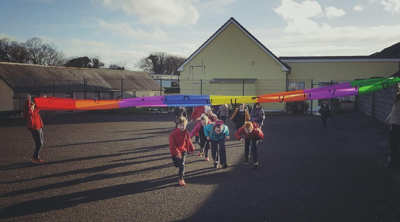 Outdoor-Games   Facilities at the Homework Hub