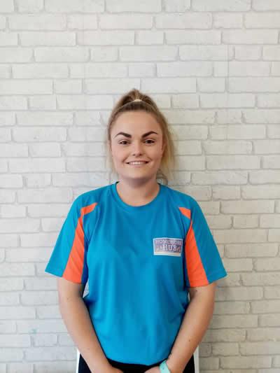 Nicola Curley | Manager of Homework Hub, Newport